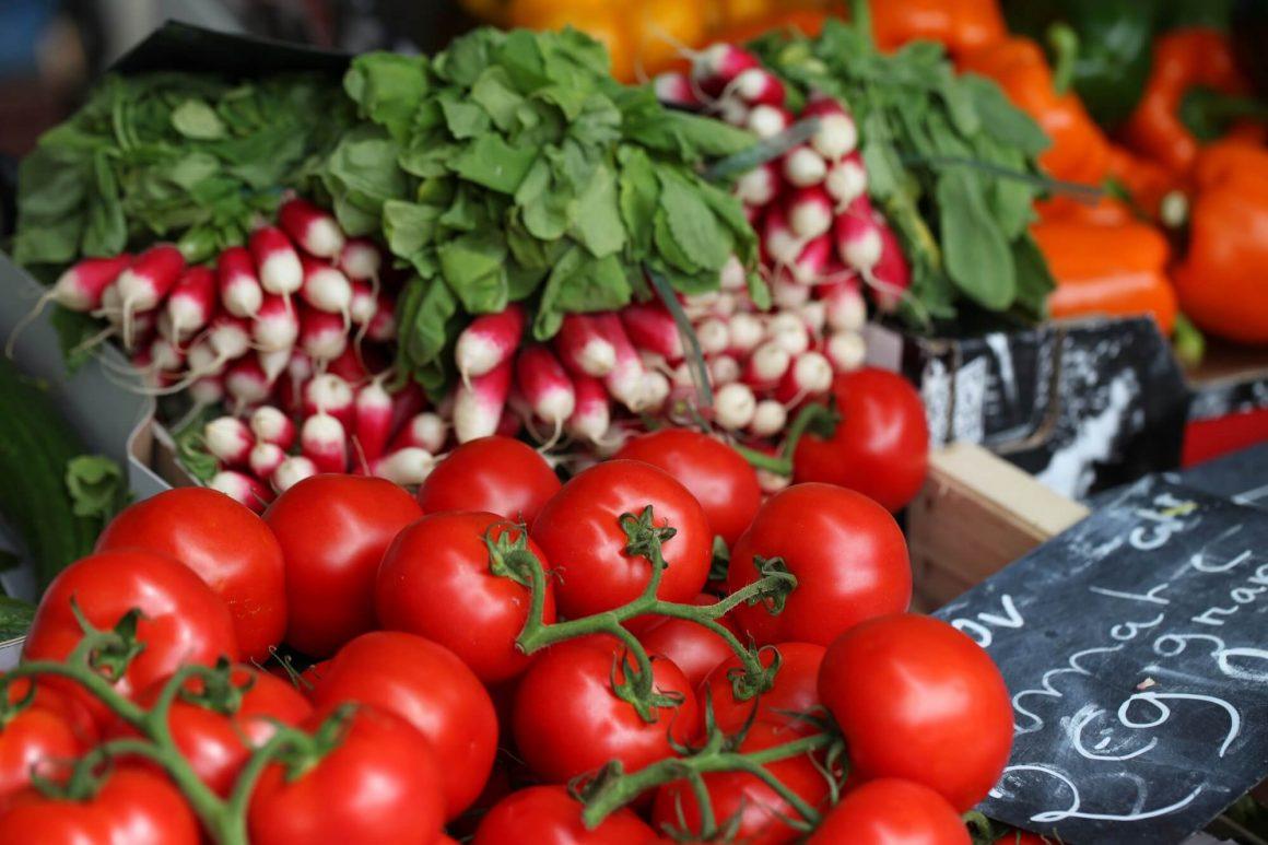 Gemüse Ballaststoffe Ernährung Gesundheit Darm Mikrobiom